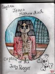 Captain James Mathew Hook: by piratequeenneverland