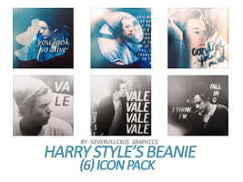 Harry Styles Beanie Icon Pack By Severuslexus by severuslexus