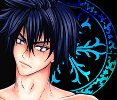 Gray Fullbuster by HeartandVoice