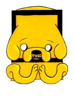 OH MY GLOB! It's Jake! by Squaracters