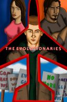 Evolutionaries Cover Draft by alexhdunn