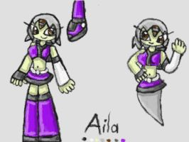 Aila New Reference by SurgeCraft