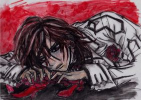 Kaname Kuran from Vampire Knight by Zenilla94