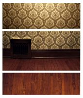victorian + hardwood by SkyesStock