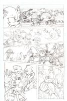Sonic 219page 2 by AdamBryceThomas
