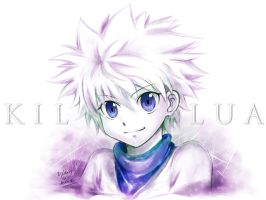 Killua!!! by Reddlire