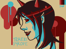LCP Terezi Pyrope by gr8brittyn-star