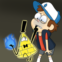 Gravity Falls: I have a deal for you by Funny-Finny