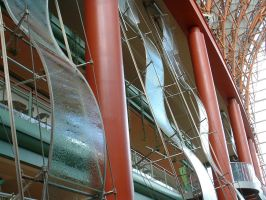 Glass fall by calger459