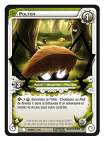 Polter Wakfu TCG by forkmotion