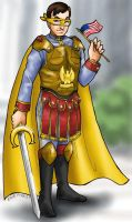 PASJ - Prince Justice by ErinPtah