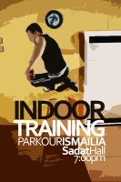 Indoor Training - Parkour Ismailia by MaxieLindo