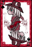 Jack Spades by MonstreNoir