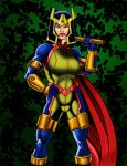 Big Barda by north-green