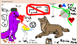 iscribble awesomeness by Jenny2-point-0
