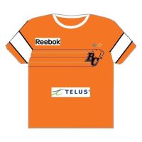 BC Lions soccer kit by uwpg2012