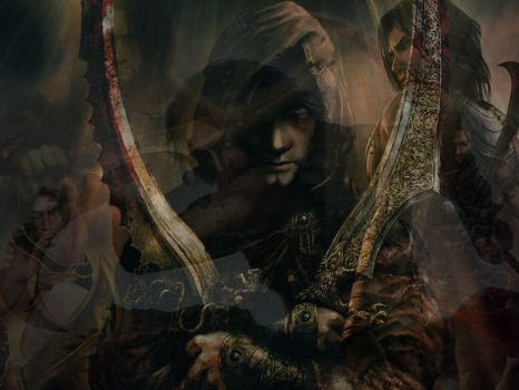 Prince of Persia by slasher06ho