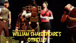 Othello by TimpossibleXXI