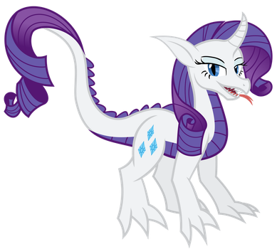 Dragon Rarity by Magister39