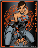 CATRESS POSTER TEST by icemaxx1