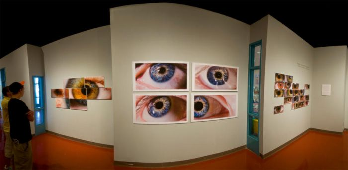 My Exhibition Pano: Experience by gwegowee