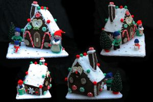 Gingerbread House by stebev