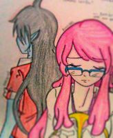 Bubbline - Burning low by Zebediah-R
