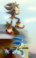 Shadow-sonic-viaje123 by alice-werehog