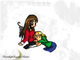 I'm Here For You by MoonlightKagome