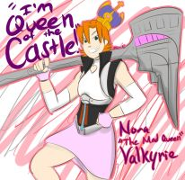 Mad Queen Valkyrie by Jo3mm