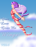 Your Love Gives Me WINGS by Panix-Mania