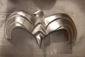 Wonder Woman Chest Eagle by ParadoxJaneDesigns