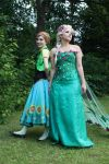 Frozen Fever Cosplays by 77Flower77