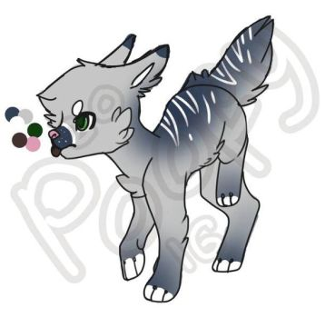 Doggo adopt //OPEN by Poofy-Cinnamon-Roll