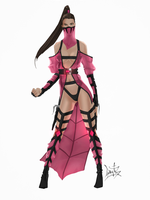 Mileena 2011 by projectzero00
