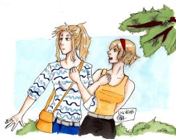 APH Fem Ned and Bel by AnnHolland
