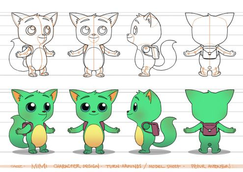 Mimi Turnaround by petura