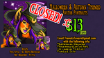 CLOSED - Valid for peeps who already contacted me by tiamat
