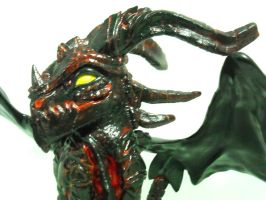 WoW Deathwing custom resculpt shot 8 by Bee-chan
