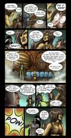 Athena's Downfall #27 by 1stRowHeroesClub