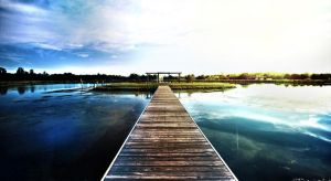 Dock HDR by ANewBeginning2012
