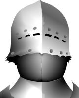 Helm of Sir Torinis by Stienf9