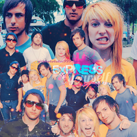Blend Paramore by girlphototutos999