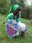 Link Cosplay by PoksNecromance