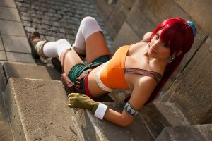 Suisei no Gargantia: Bellows by neni-chan