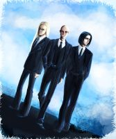 Death Eaters for 50K by BBMacToma