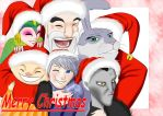 ROTG : Christmas is for everybody by LunaticYume