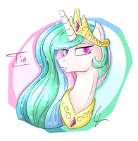 Our Picturesque Princess by SuperJewishGoat