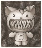 Hello Kitty Doom by JAMalcolmson