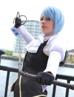 Franziska Von Karma Whip by black-ravens-blood